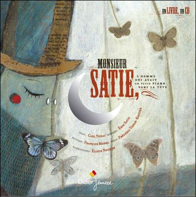 Couverture Monsieur Satie