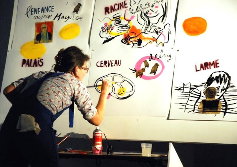 Carole et le cerveau d'Albert