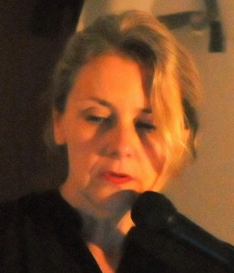 CécileRoumiguière, lecture nomade 2015.